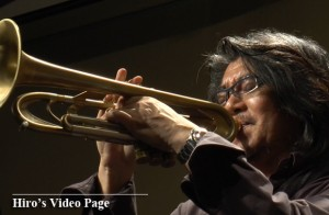 Hiro 川島 Trio ~ Hiro 川島(tp/vo)、清水ゆかり(p)、蛯子健太郎(bass) ~
